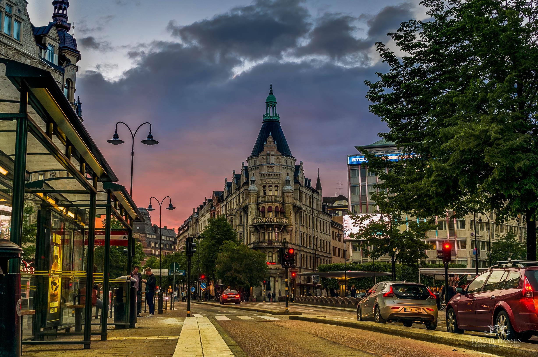 Från Lort till Lyx - En historisk stadsvandring på Östermalm