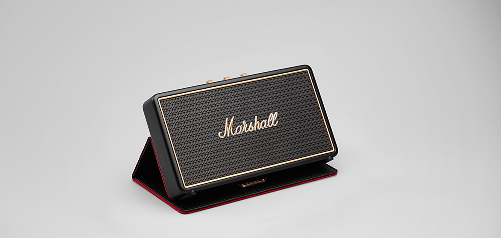Marshall Stockwell Black inkl fodral
