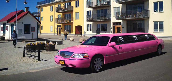 Limousinetur i Malmö