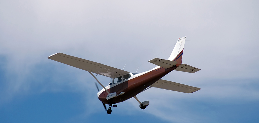 Provflyg Flygplan - Egen flyglektion Image